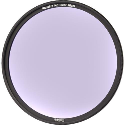 Haida 58mm Clear-Night Filter NanoPro MC Light Pollution Reduction for Sky / Star 58