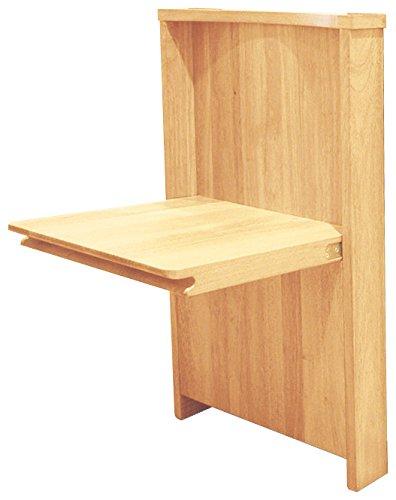 マツ六 玄関椅子 壁付折りたたみ椅子 クリア B01HYUW1Y6