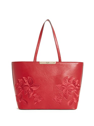 GUESS Britta Embroidered Tote by GUESS