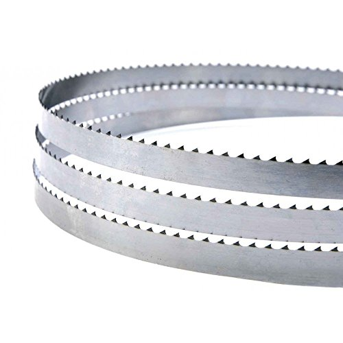 """100-3/4-Inch Band saw blade to fit 14"""" WEN 3966 Two-Speed Band Saw, select from 1/4"""" to 1"""" width Blades. (100-3/4"""" x 01"""" x 03 Tpi)"""