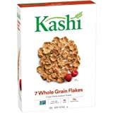 Seven grain cereal 9 recipes and 9 recipes kashi 7 whole grain cereals puffs 65 ounce 10 per case ccuart Gallery