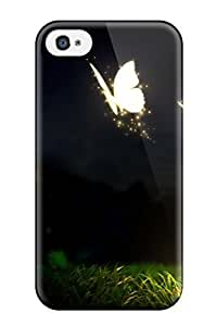 Faddish Phone Glowing Butterflies In A Bottle Case For Iphone 5c / Perfect Case Cover