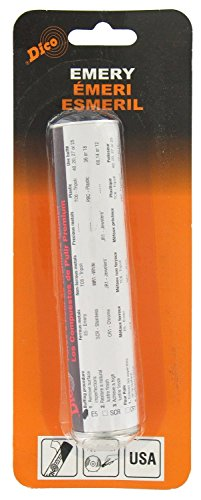 Dico Buffing Compound - Dico 531-WRI White Rouge 1x5 Buffing Compound