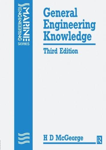 General Engineering Knowledge, 3rd ed