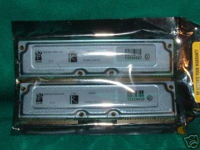 Dimension 8250 8200 PC800-40 RDRAM 2 X 128MB 256MB Rambus