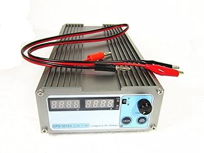 CPS-3010 30V 10A Precision Digital Adjustable DC Power Supply Switchable 110V/220V With OVP/OCP/OTP DC Power 0.01A 0.1V