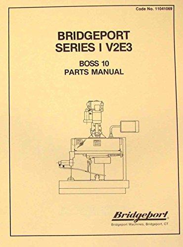 (BRIDGEPORT Series I V2E3 BOSS 10 CNC Mill Part)