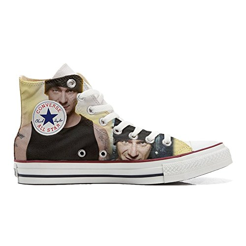 Schuhe Star high Customized Hi Schuhe All Handwerk personalisierte Converse SXqC1w
