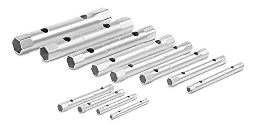 MATADOR Rohrsteckschlüssel-Satz, 12-teilig 6 x 7-30 x 32 mm, 0380 9120