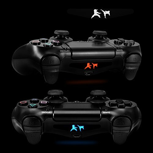 eXtremeRate-60-PcsSet-Custom-Game-Light-Bar-Vinyl-Stickers-Decal-Led-Lightbar-Cover-for-Sony-Playstation-4-Dualshock-4-PS4-PS4-Slim-PS4-Pro-Controller-skins