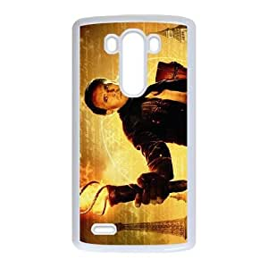 LG G3 White National Treasure phone case Christmas Gifts&Gift Attractive Phone Case HLR500322736