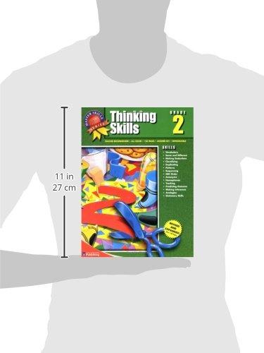 Thinking Skills, Grade 2 (Master Skills Series): American ...