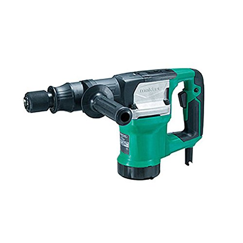 Makita MT860G Demolition Hammer 900W 12lbs Easy Grip Replace 220v Charger Europe type C plug by Makita (Image #1)
