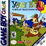 Video Games : Yogi Bear's Great Balloon Blast