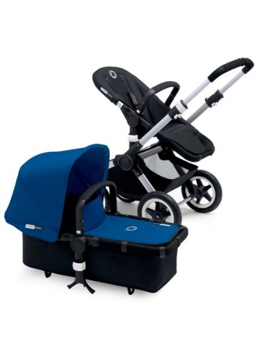 Bugaboo Buffalo Tailored Fabric Set, Royal Blue by Bugaboo