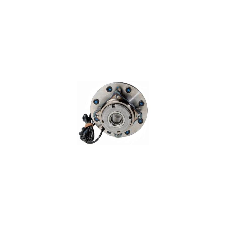 515025 New Front Wheel Bearing Hub Assembly Fits Ford F250
