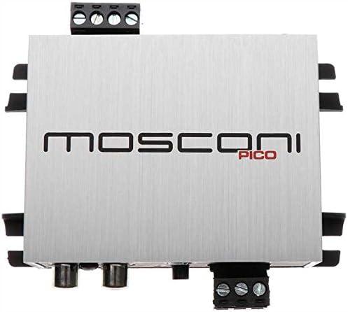 Mosconi Gladen Pico 2 2 Canal Class D Mini amplificador 2 X8 0 W RMS Gladen Pico 2.: Amazon.es: Electrónica