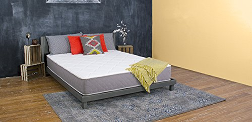 """Spring Dreams 9"""" Two-Sided Pocket Coil Mattress Made in U..."""