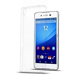 TPU Silicona Funda Protective Case transparent para Sony Xperia Z4