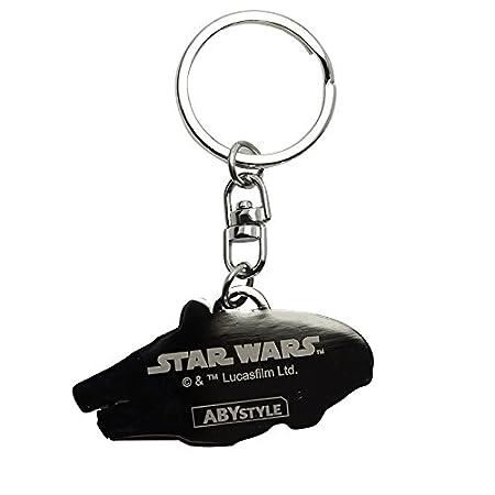 ABYstyle Llavero Star Wars HALCON MILENARIO: Amazon.es: Hogar