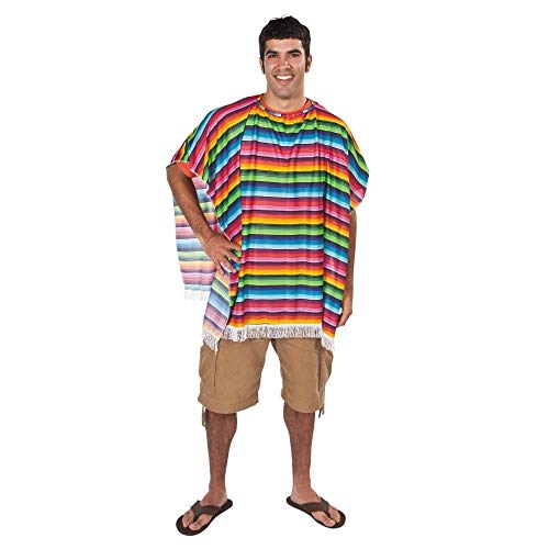 Fun Express - Fun Fiesta Poncho for