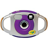 Digital Concepts 23072 Crayola VGA Camera with 1.1 Preview Screen (color may vary)