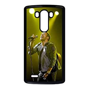 Coldplay LG G3 Cell Phone Case Black DIY Ornaments xxy002-3700969