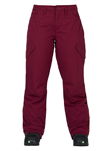 Burton Women's Fly Snow Pant, Sangria, X-Small ()