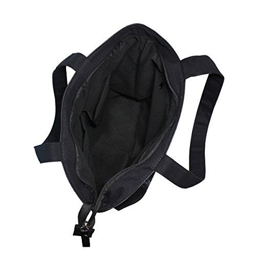 Handbag Shoulder Tote Canvas Scary Womens MyDaily Bag Skull MyDaily Tote IgwnzqSg