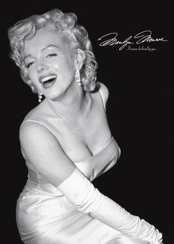 1art1 31910 Poster Marilyn Monroe Loved By You, 91x61 cm PP30018 Variété / Pop Francophone