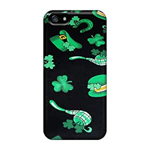 Fashionable TzJQuRm2345RZXqj Iphone 5/5s Case Cover For Irish Spirit Protective Case