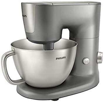 Philips Avance Collection HR7974/00 - Batidora (Batidora de varillas, Gris, 4 L, 1,2 L, ABS sintéticos, Acero inoxidable): Amazon.es: Hogar