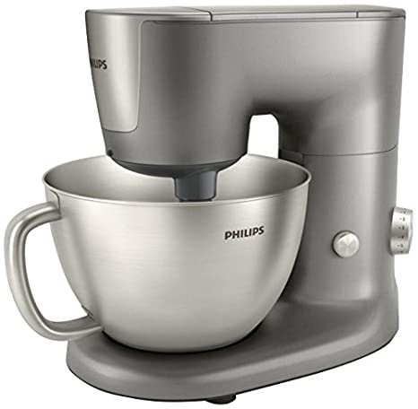 Philips Avance Collection HR7974/00 - Batidora (Batidora de varillas, Gris, 4