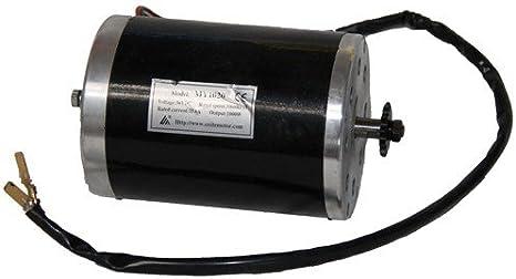 SXT Scooters - Motor de propulsión eléctrica (36V)