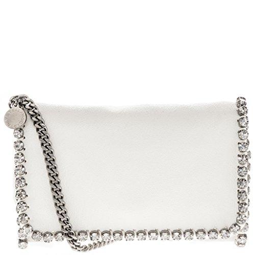 stella-mccartney-womens-falabella-rhinestone-trim-crossbody-bag-with-silver-chain-strap-white