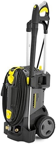 Kärcher HD 5/15 C Plus - Limpiadora a presión (Vertical, Eléctrico, Negro, Amarillo, 500 l/h, 150 Barra, 200 Barra)
