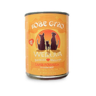 Kobe Gyro Wet Dog Food (12.2-oz, case of 12)