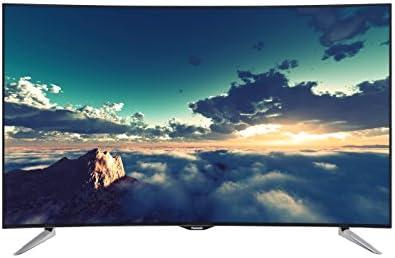 Panasonic TV LED 55 4K 3D Curvo 400HZ DVBT2/S Smart Cl.A: Amazon ...