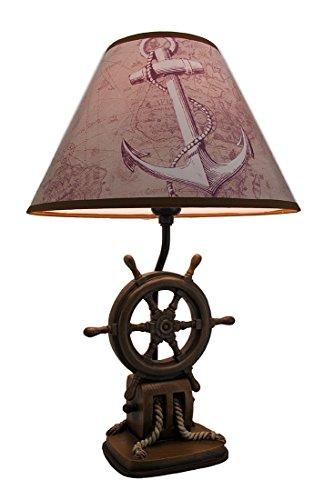 ship wheel light - 2