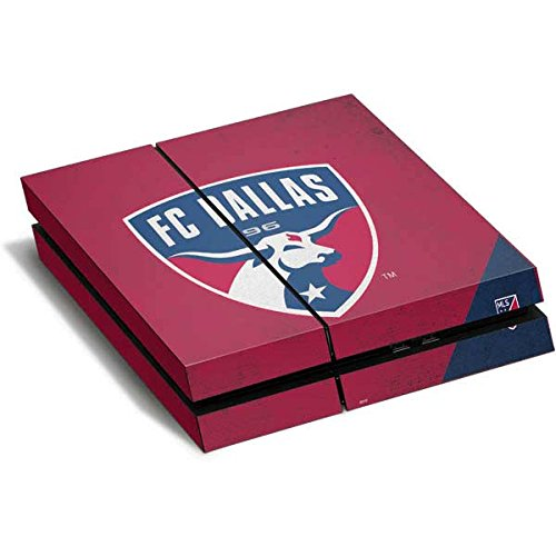 FC Dallas PS4 Horizontal (Console Only) Skin - FC Dallas Canvas Vinyl Decal Skin For Your PS4 Horizontal (Console Only) by Skinit