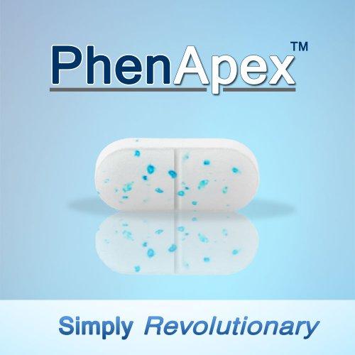 Phen Apex Blanc / Bleu avancée Appétit approvisionnement de 90 jours (3 mois) - simplement révolutionnaire