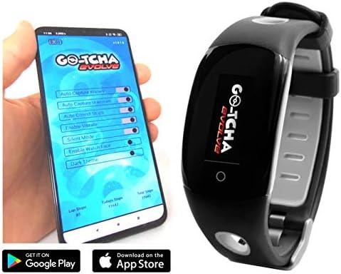 Pulsera LED táctil Go-Tcha Evolve 2020 Edición NEGRA para ...