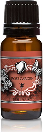 Rose Fragrance Oil (Rose Garden Premium Grade Fragrance Oils - 10ml/.33oz - Scented)