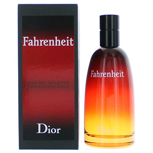 Fahrenheit By Christian Dior For Men. Eau De Toilette Spray 3.4 Oz. (Dior Clothing Retail)