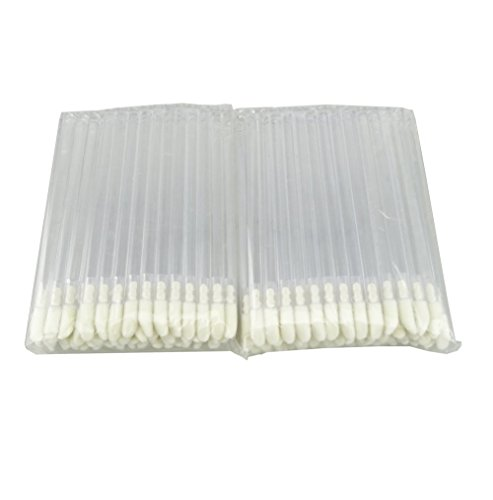 Disposable Lipstick Applicators Cosmetic Transparent