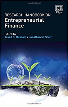 Book Research Handbook on Entrepreneurial Finance (Research Handbooks in Business and Management Series)