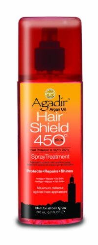 Sexy Hair Agadir Argan Oil Hair Shield for Unisex Treatme...