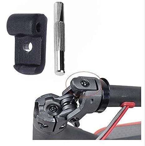 Theoutlettablet® Reparación de Perno de bisagra Compatible con Patinete eléctrico Scooter Xiaomi MIJIA M365 Color Negro