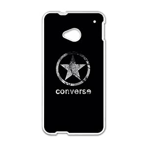 YYYT Sport brand Converse fashion cell phone case for HTC One M7