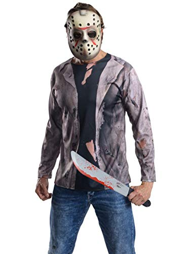 Rubie's Costume Co Jason Costume Kit Costume, -